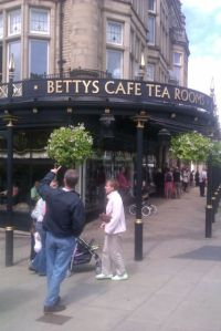 Bettys Tea Room